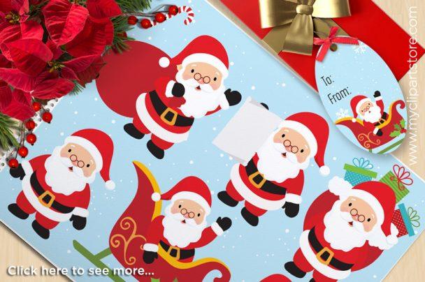 Christmas Santa Clause (1)