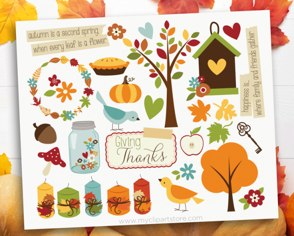 40+ Give Thanks – Leaves Frame – Svg File DXF