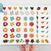 Autumn Floral Wreaths