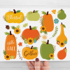 Fall Pumpkins Clipart