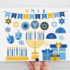 Hanukkah Gold Clipart