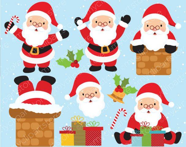 Christmas Santa Clause (2)
