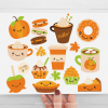 Pumpkin Spice Clipart