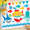 Under The Sea Set 2 Clipart