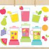Juicy Fruit Clipart