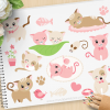 little kitty Clipart