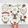 Christmas Elements 2 Clipart