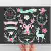 Christmas Elements 3 Clipart