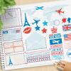 Postal Air Mail Clipart