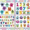 Monsters Girl Clipart Bundle