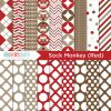 Sock Monkeys Paper