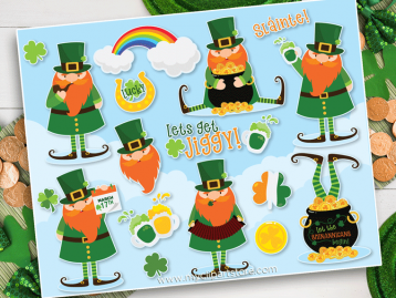 St Patricks Day Clipart