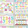 Candyland Clipart