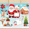 North Pole Vector Clipart