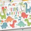Dino Party Vector Clipar