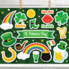 St Patricks Day Stickers clip art