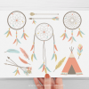 Tribal Dreamcatchers clipart